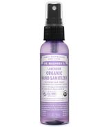 Dr. Bronner's Organic Hand Sanitizer Lavender