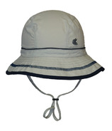 Calikids Quick-Dry Bucket Hat Extra Wide Brim Quiet Grey