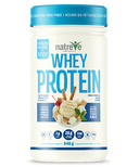 Natreve Whey Protein French Vanilla Wafer Sundae