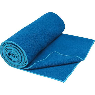 Gaiam Thirsty Yoga Hand Towel Blue/Light Blue