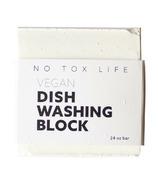 No Tox Life Zero Waste Dish Washing Block Bar