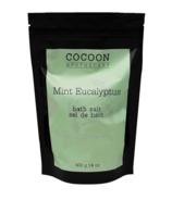 Cocoon Apothecary Mint Eucalyptus Bath Salts
