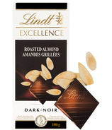 Lindt Excellence Roasted Almond Dark Chocolate Bar