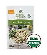 Simply Organic Sweet Basil Pesto Seasoning Mix