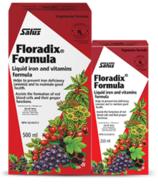 Salus Haus Pack bonus de fer liquide formule Floradix