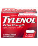 Tylenol Extra Strength for Headache, Migraine, Arthritis & Pain Relief