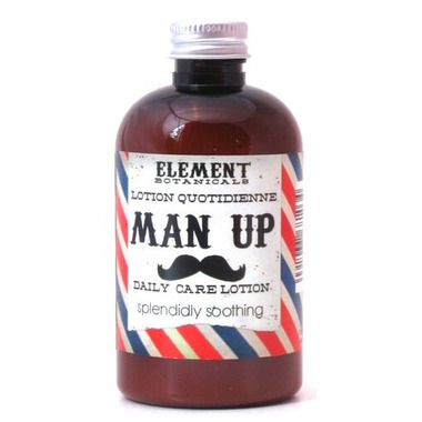 Element Botanicals Man Up Lotion