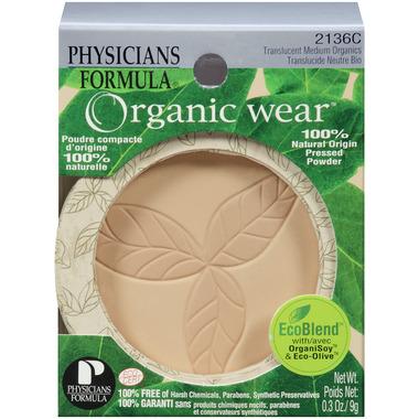 Physicians Formula Organic Wear Pressed Powder