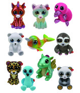 Ty Mini Boos Collectible Figurines Series 4