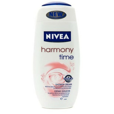 Nivea Harmony Time Shower Cream