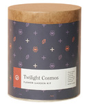Modern Sprout Waxed Planter Twilight Cosmos