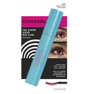 Covergirl The Super Sizer Big Curl Mascara