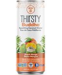 Thirsty Buddha Sparkling Coconut Water Peach Mango