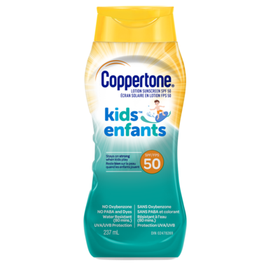 Coppertone Kids Sunscreen Lotion SPF 50