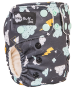 Funky Fluff Newborn Diaper System Thunderstruck