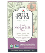 Earth Mama Organics Organic No More Milk Tea