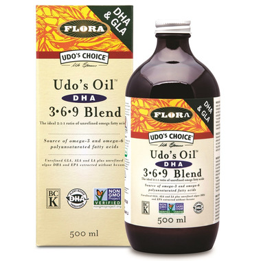 Udo\'s Choice Udo\'s DHA Oil Blend