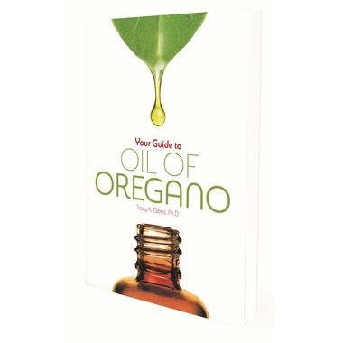 Joy of the Mountains Oil of Oregano Book