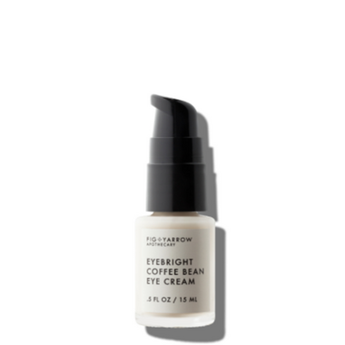 Fig + Yarrow Eyebright Coffee Bean Eye Cream