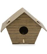 Kikkerland Diy Bird House Cabin