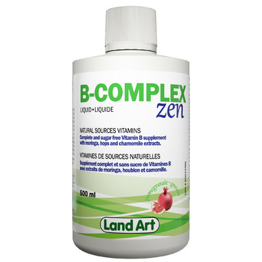Land Art B-Complex Zen Liquid