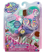 Candylocks BFF Mint Choco Chick and Choco Lisa Scented Dolls Collectible