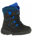 Kamik Snowboot Stance Black & Blue