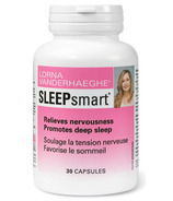 Smart Solutions Lorna Vanderhaeghe SLEEPsmart With Melatonin and Valerian