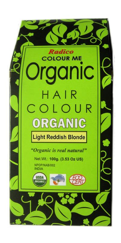 Radico Colour Me Organic Hair Colour Powder