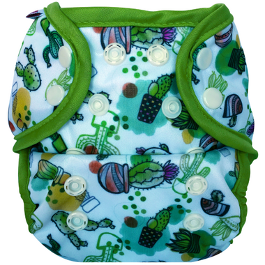 Bummis Swimmi One Size Swim Diaper Cactus