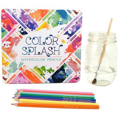 OOLY Color Splash Water Color Pencils