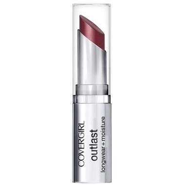 CoverGirl Outlast Longwear Lipstick Amazing Auburn (955)