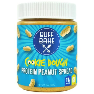 Buff Bake Peanut Butter Spread Cookie Dough