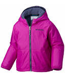 Columbia Kid's Kitterwibbit Jacket Bright Plum