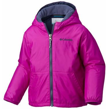 c2c9610c2f8e Buy Columbia Infant   Toddler Kitterwibbit Jacket Bright Plum from ...