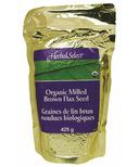 Herbal Select Organic Milled Brown Flax Seed