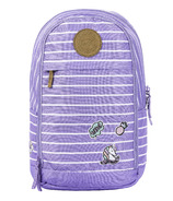 Beckmann of Norway Urban Midi Backpack Purple
