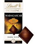 Lindt Excellence Madagascar 70% Cacao Dark Chocolate Bar