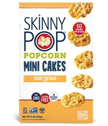 Skinny Pop Sharp Cheddar Mini Cakes