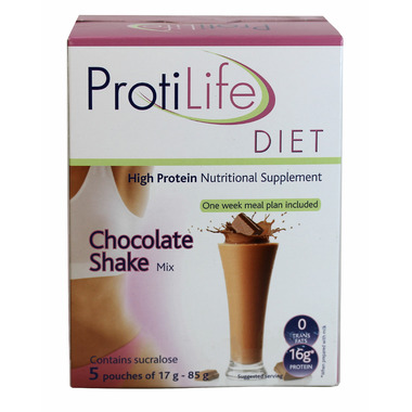 ProtiLife Chocolate Shake Mix