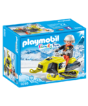 Playmobil Snowmobile