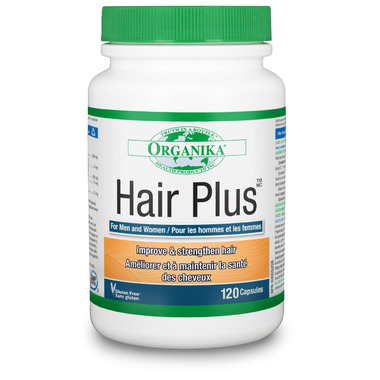 Organika Hair Plus