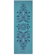 Gaiam Premium Reversible Print Yoga Mat 6 mm Mystic Sky
