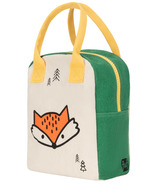 Fluf Zippered Lunch Fox