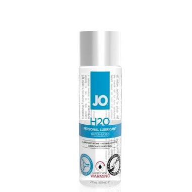 JO H2O Warming Personal Lubricant