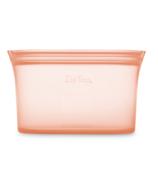 Zip Top Small Dish Peach