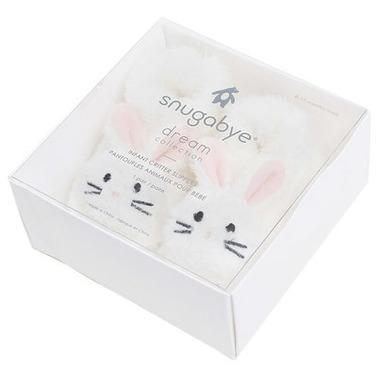 Snugabye Bunny Critters Slippers