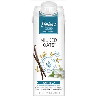 Elmhurst Milked Oat Vanilla