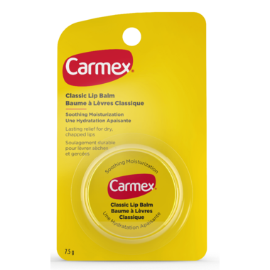 Carmex Lip Balm Original Jar