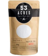 53 Acres Organic Maple Sugar
